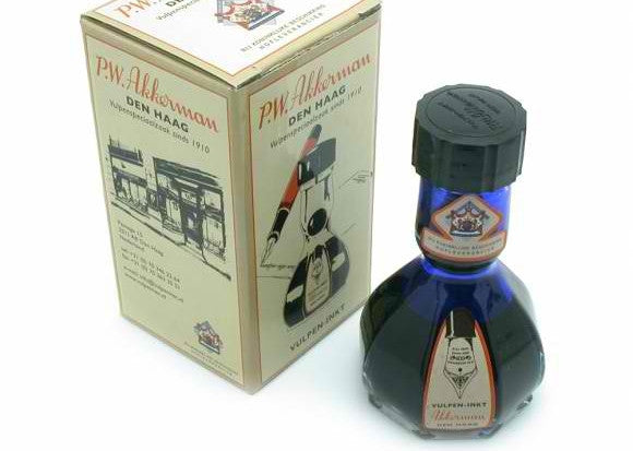 P.W. Akkerman Ink  60ml.