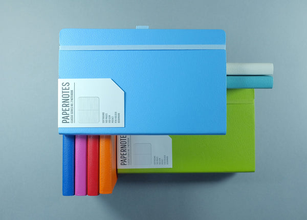 Papernotes Notebook (Blank Pages or Lined Pages)