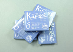 Kaweco Midnight Blue Ink (Cartridges) Box of 6