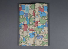 Pnovae Cloth Covered Notebook - LAMB