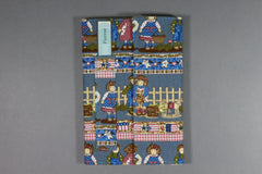 Pnovae Cloth Covered Notebook - BEDTIME STORY
