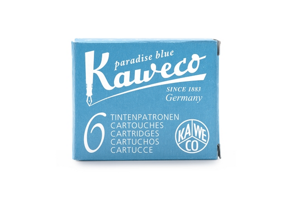 Kaweco Paradise Blue Ink Cartrige