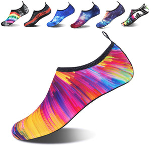 Womens Men Water Shoes Barefoot Quick-Dry Aqua Socks for Swim Surf Yoga Exercise