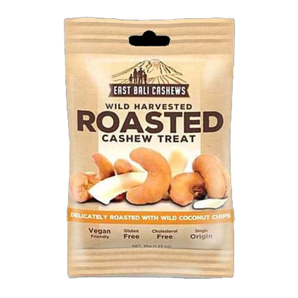Cashew Nuts: Roasted (35 grams)