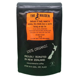The Maiden (250g) Organic Coffee Beans