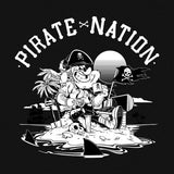 Pirate Nation T-Shirts - Mens