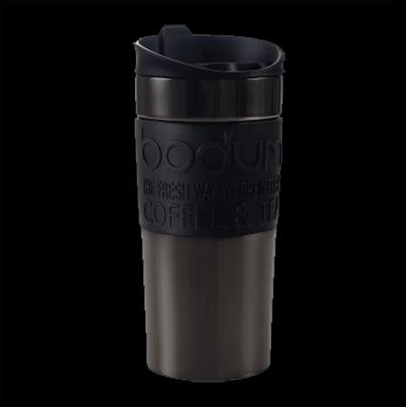 Bodum 350ml Stainless Steel Travel Mug