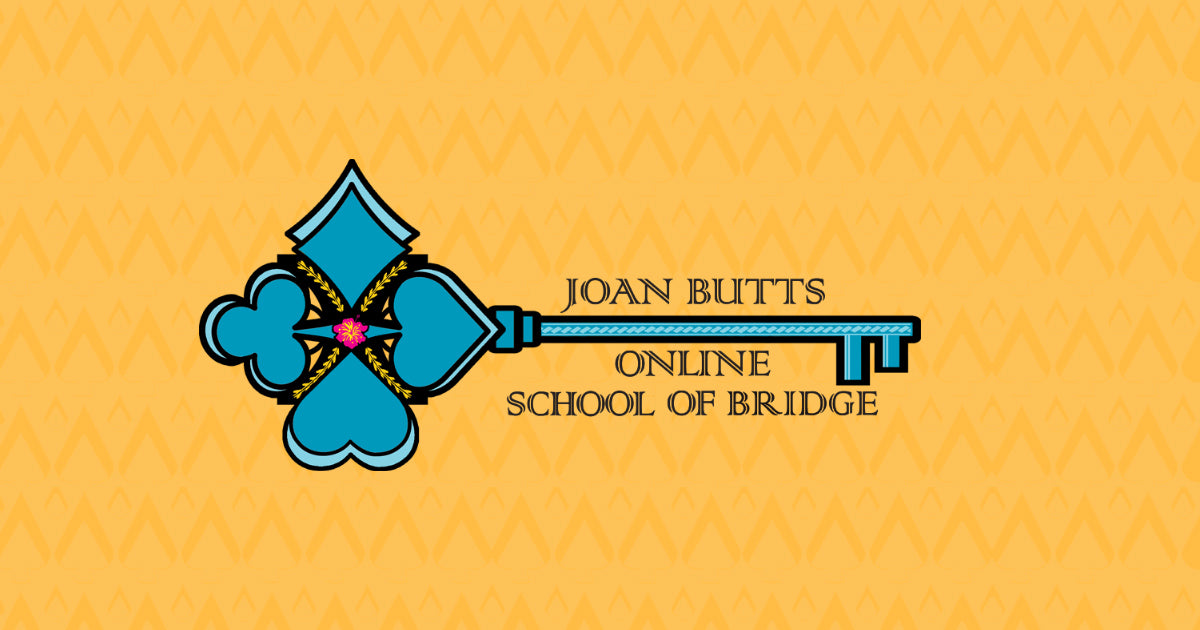 Joan Butts Online School of Bridge