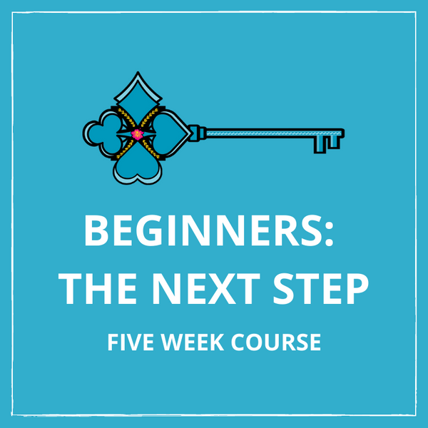 Beginners: The Next Step