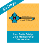 Gift Voucher - 30 Days Gold Membership