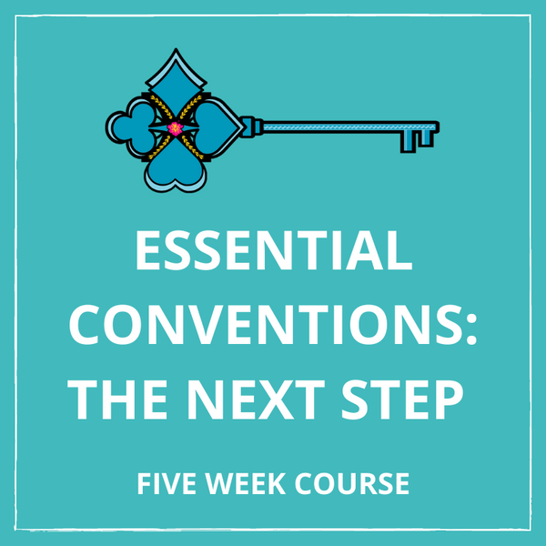 Essential Conventions: The Next Step