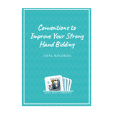 Conventions to Improve Your Strong Hand Bidding Deal Records