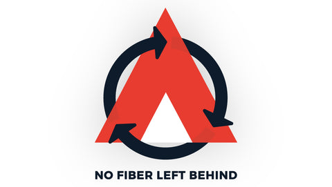 no fibre left behind