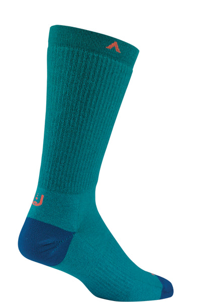 wigwam walking sock Forge in colour parasailing (green)