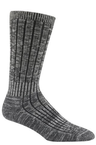 Merino Silk Hiker, heavyweight sock