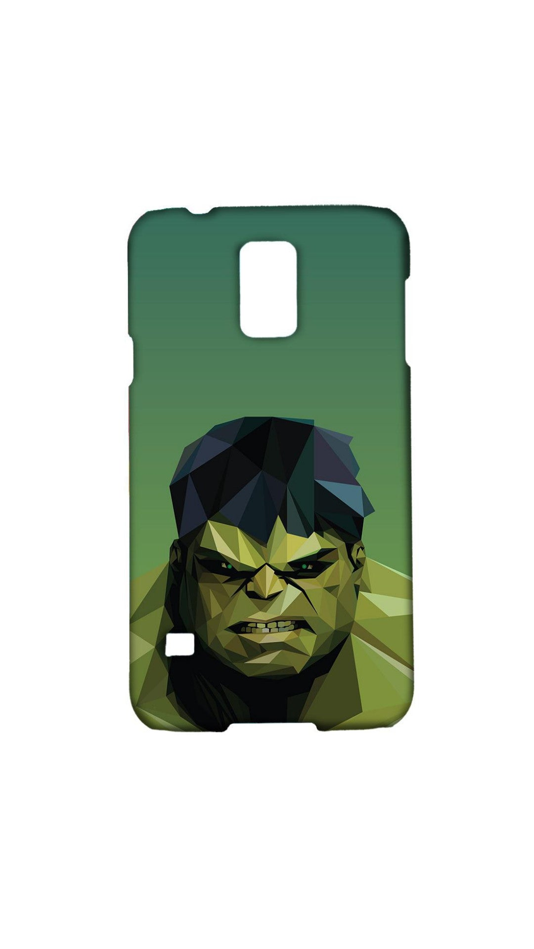official photos 72fc2 ac547 Hulk Face Case For Samsung Galaxy S5 - designermobilecovers