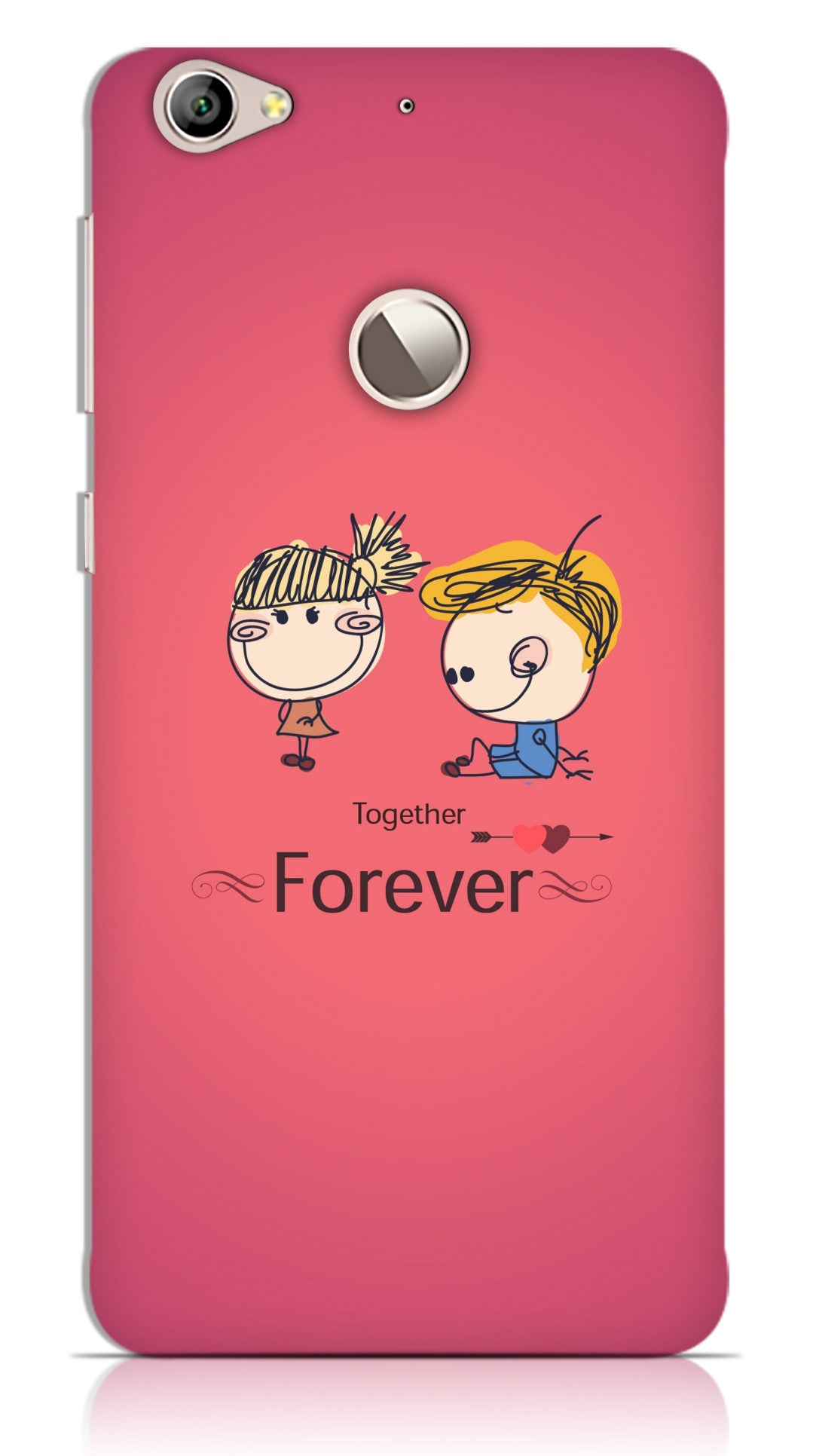 Together Forever Mobile Cover/Case for Letv 1S - designermobilecovers
