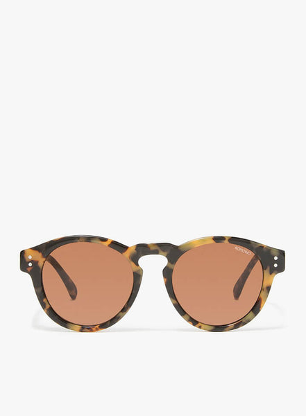 Flat Metal Clubmaster Sunglasses