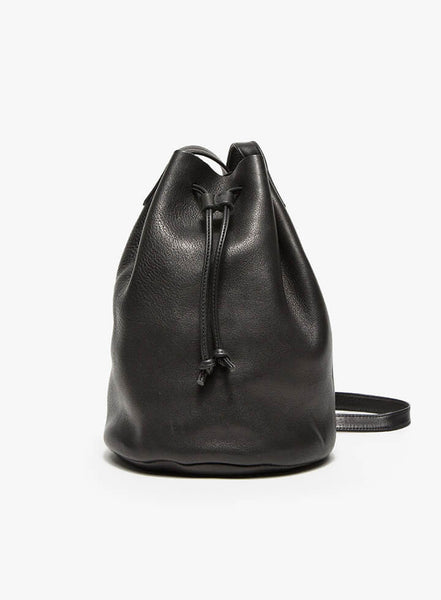 Hardware Detail Bucket Bag