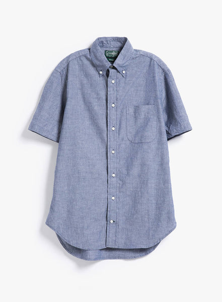 MOTO Denim Fitted Shirt