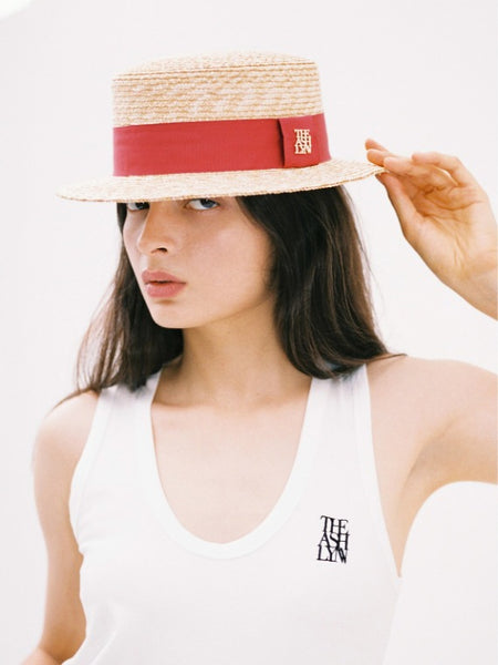 MINI SUMMER STRAW HAT