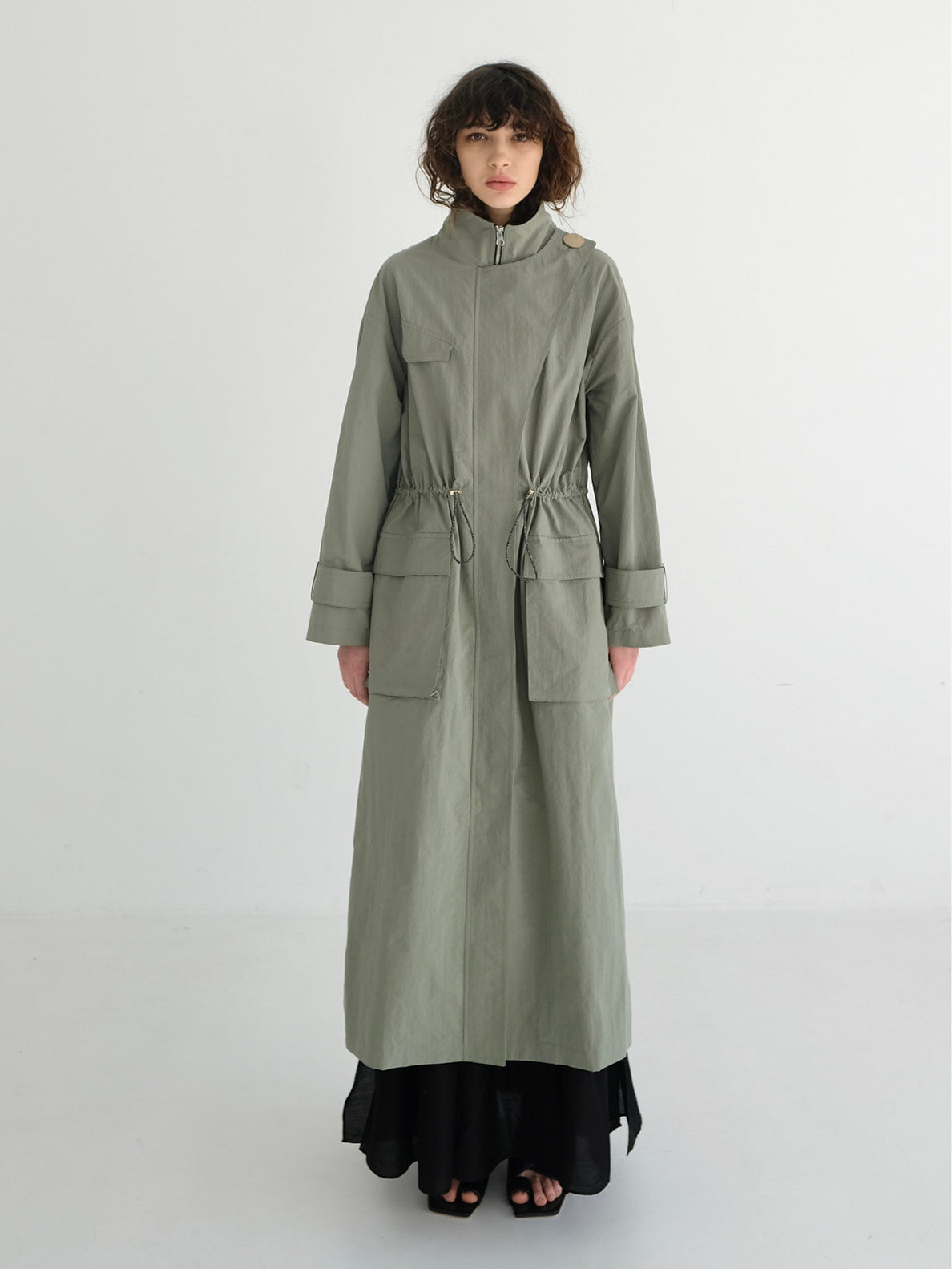 BOBBY SAFARI TRENCH COAT