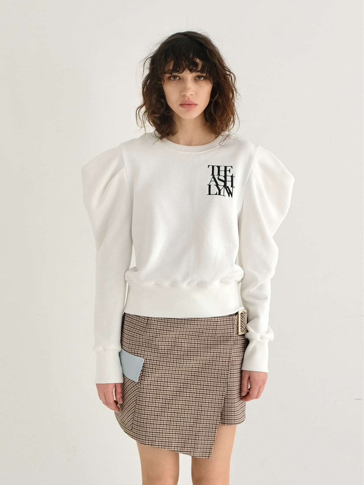 NEW KATE SWEATSHIRT_B&W (2 COLORS)