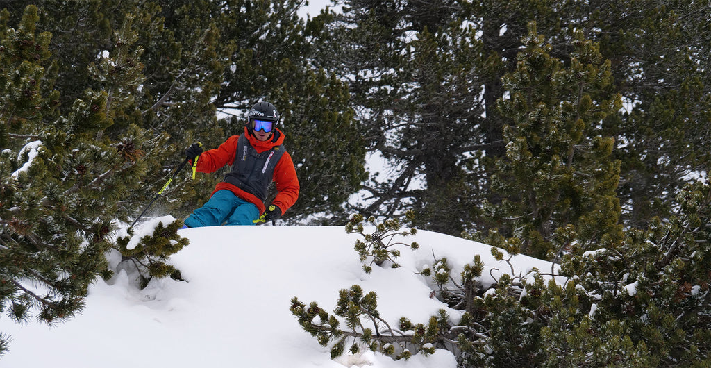 Pol Tellosa Freeride Nui Optics