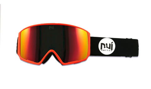 Nui W2 - Rosewood - Nui Optics