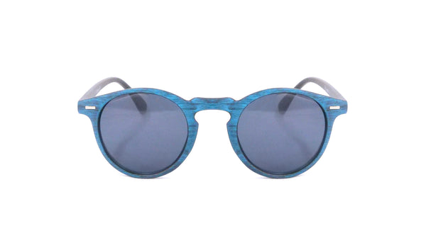 Gafas de sol efecto madera Bark Blue Nui Optics