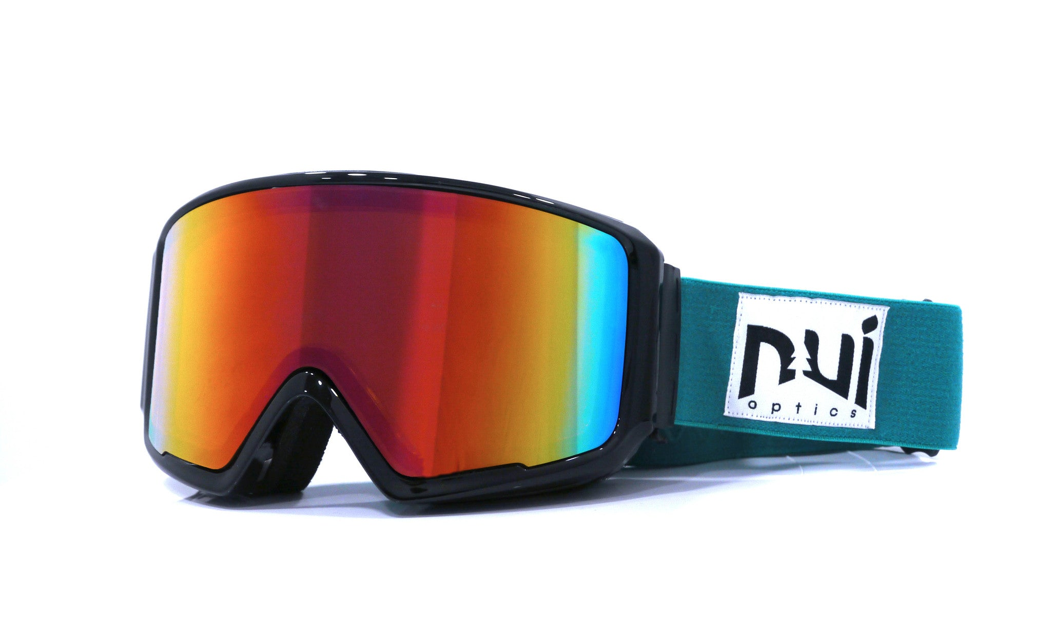Woods Black - Fire / Bluish - Nui Optics