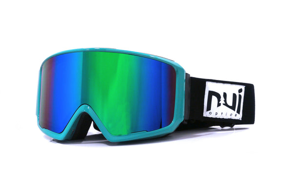 Woods  Bluish - Sky / Black - Nui Optics