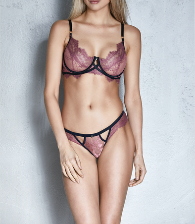 THE MELROSE BRA - THE COCO TANGA