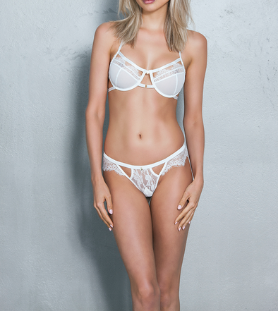 THE ZOE BRA - THE COCO TANGA