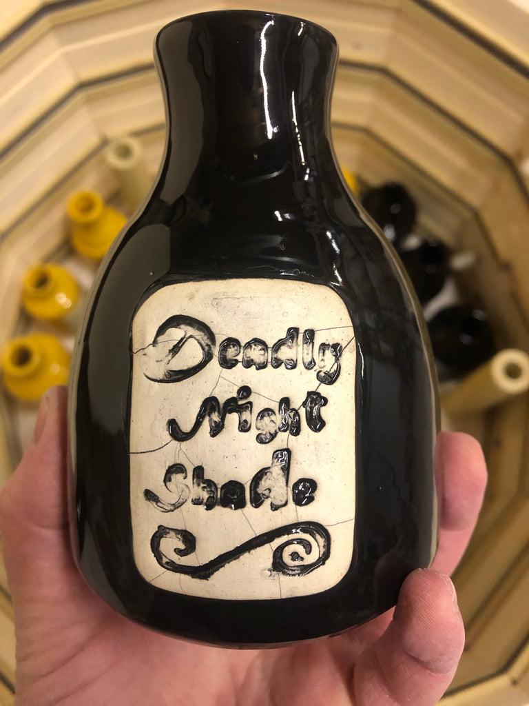 Deadly Night Shade bottle 💀