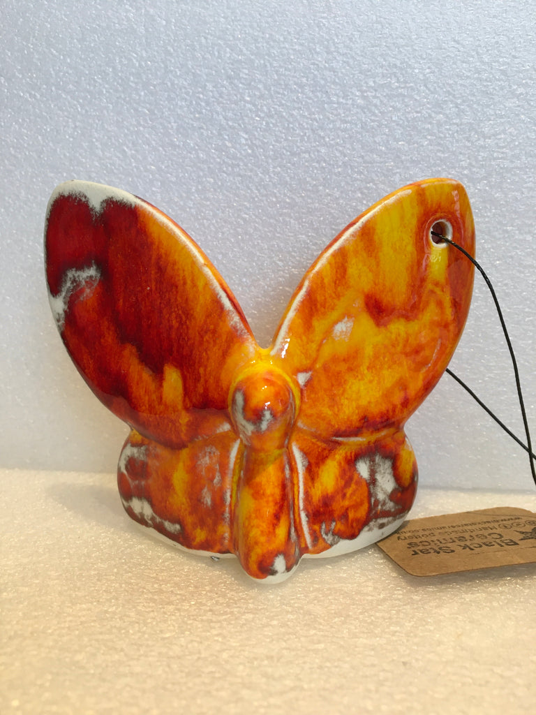 Butterfly Christmas decoration - Eternal Flame