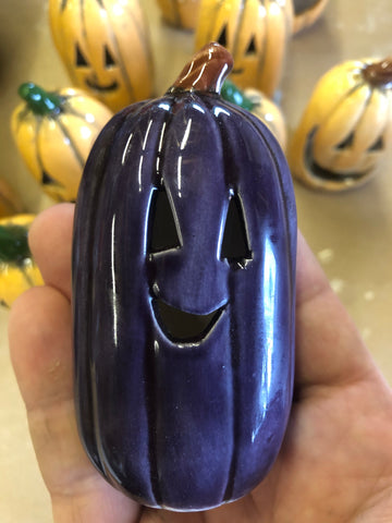 Purple Mini Pumpkins