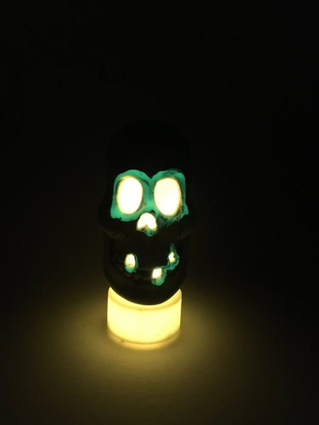Glow in the dark Mini Skulls