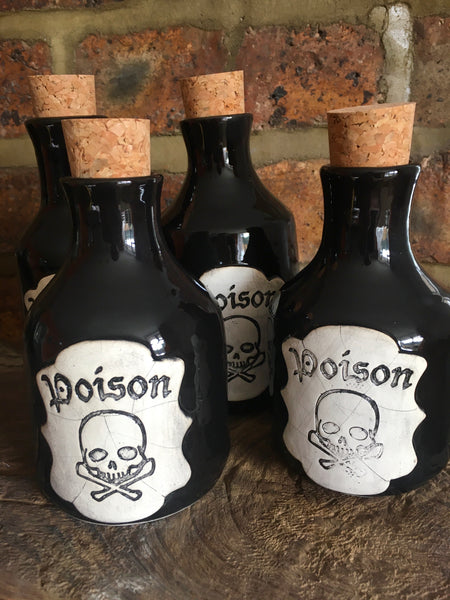 Poison bottle ☠️