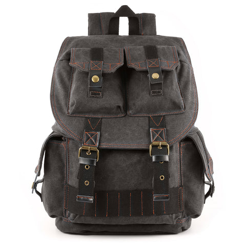 Kattee Canvas Camera Case Backpacks