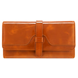 Kattee Vintage Women's RFID Blocking Genuine Leather Trifold Wallets