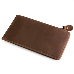Kattee Men's Leather Credit Card Wallet Holder