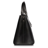 Kattee Women's Pure Color Leather Hobo Tote Shoulder Bag