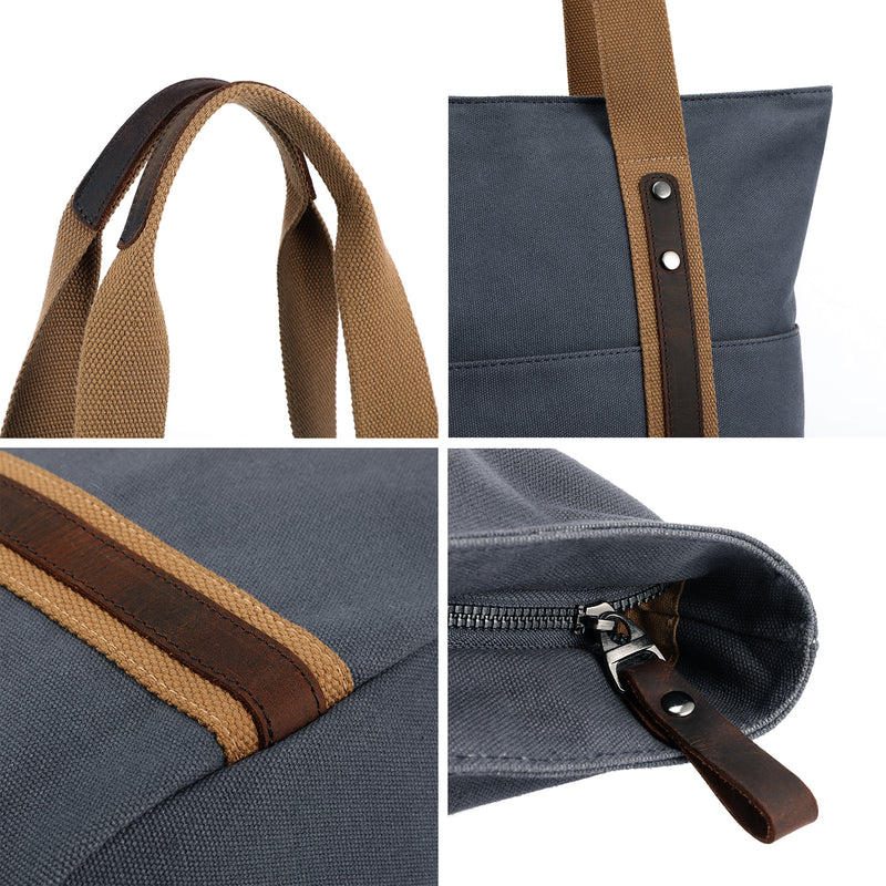 Plambag Canvas Tote Bag Handbag