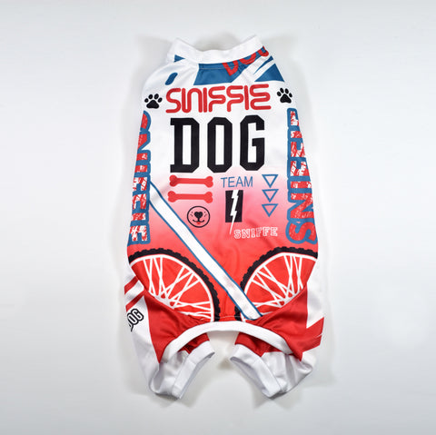Sniffie Dog Fashion Dog Clothes Cycling Sportswear