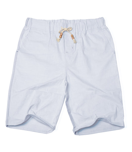 Aiyino Men's Linen Casual Classic Fit short