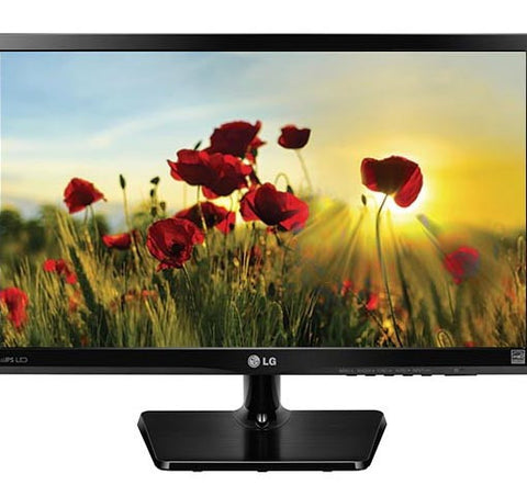LG 21.5″ IPS WLED monitor (Glossy Black) (16:9) 22MP57HQ