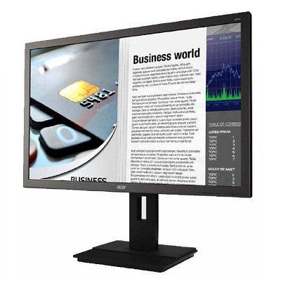 Acer 21.5″ 16:9 Wide Screen WLED monitor (Darkgrey) #B226HQLAYMDPR