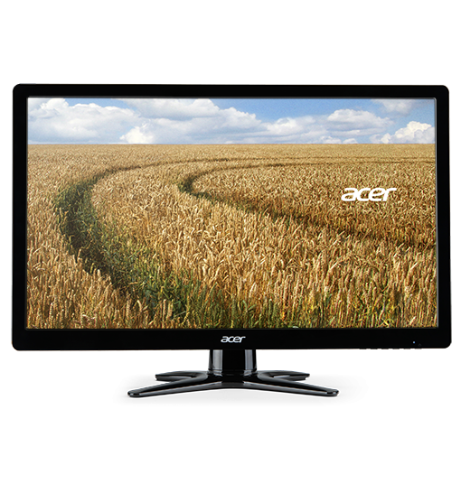 Acer 21.5″ 16:9 Wide Screen WLED monitor (Glossy black) #G226HQLEBD