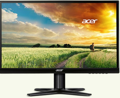 Acer 23.8″ Wide Screen WLED monitor (Black) #G247HYUSMIDP